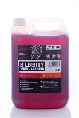 Valet pro - Bilberry Wheel Cleaner 1L Bölünmüş