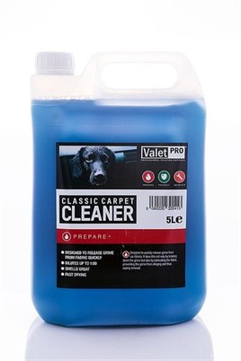 Valet pro Carpet Cleaner 1 Lt Bölünmüş