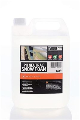 Valet pro Ph Neutral Snow Foam 1L Bölünmüş