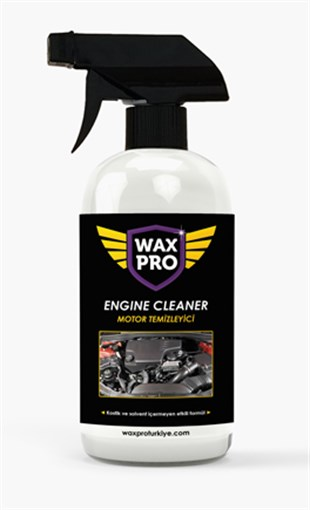 Wax Pro Engine Cleaner Motor Temizleyici 500 ml