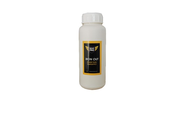 Wax Pro Iron Out 500 ml